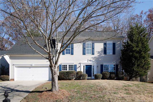 13312 Salvo Drive, Matthews, NC 28105 (#3574125) :: Zanthia Hastings Team