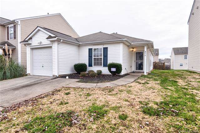 9414 Darwick Street, Charlotte, NC 28216 (#3574130) :: Caulder Realty and Land Co.