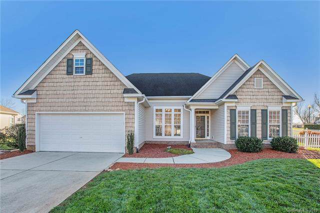 7544 Woodcrest Drive, Stanley, NC 28164 (#3574154) :: LePage Johnson Realty Group, LLC