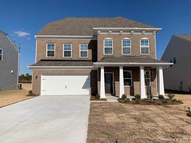 491 Zoe Bee Drive Lot 46, Clover, SC 29710 (#3574181) :: Stephen Cooley Real Estate Group