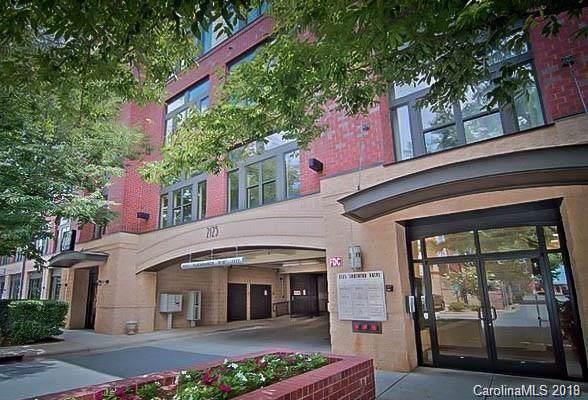 2125 Southend Drive #318, Charlotte, NC 28203 (#3574330) :: Homes Charlotte