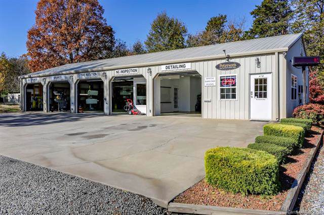 478 Butler Road, Forest City, NC 28043 (#3574336) :: High Performance Real Estate Advisors