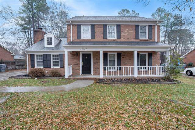 10727 Colony Woods Drive, Charlotte, NC 28277 (#3574338) :: High Performance Real Estate Advisors