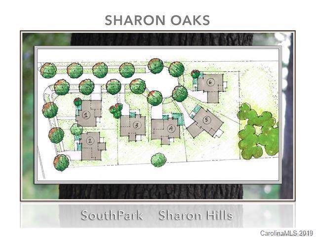 3622 Sharon Ridge Lane Lot 6, Charlotte, NC 28210 (#3574358) :: Homes Charlotte