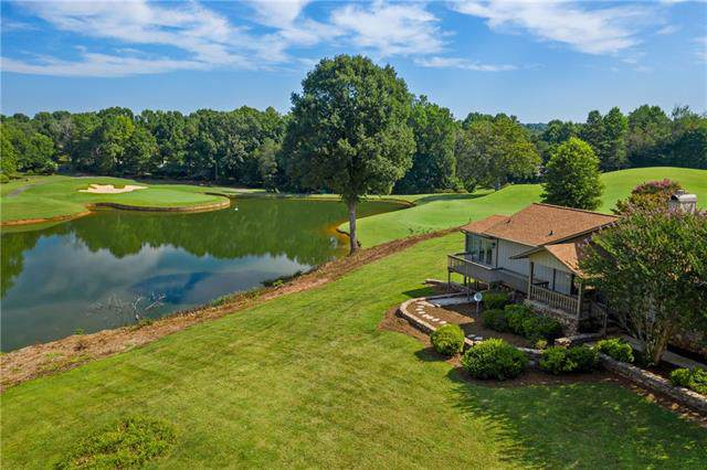 3646 Golf Drive NE, Conover, NC 28613 (#3574376) :: Stephen Cooley Real Estate Group