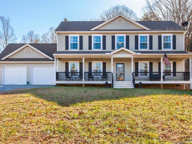 27 Dawson Steele Court, Asheville, NC 28803 (#3574386) :: Puma & Associates Realty Inc.