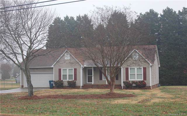205 Miller Chapel Road, Salisbury, NC 28147 (#3574406) :: Stephen Cooley Real Estate Group