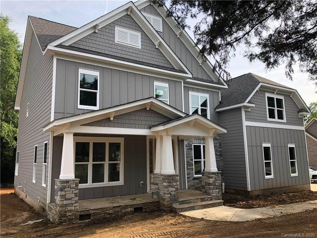 5443 Glen Forest Drive #3, Charlotte, NC 28226 (#3574570) :: Homes Charlotte
