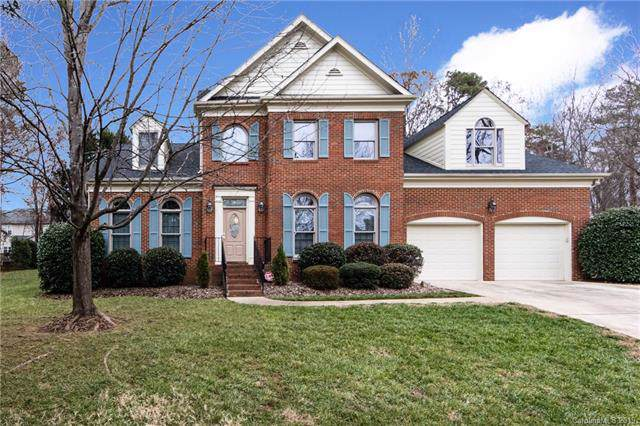 8912 Windblown Court, Huntersville, NC 28078 (#3574602) :: High Performance Real Estate Advisors