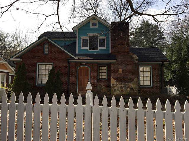 2500 E 7th Street, Charlotte, NC 28204 (#3574668) :: Carver Pressley, REALTORS®