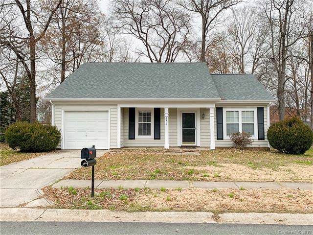 5916 Hoover Avenue, Indian Trail, NC 28079 (#3574672) :: Stephen Cooley Real Estate Group