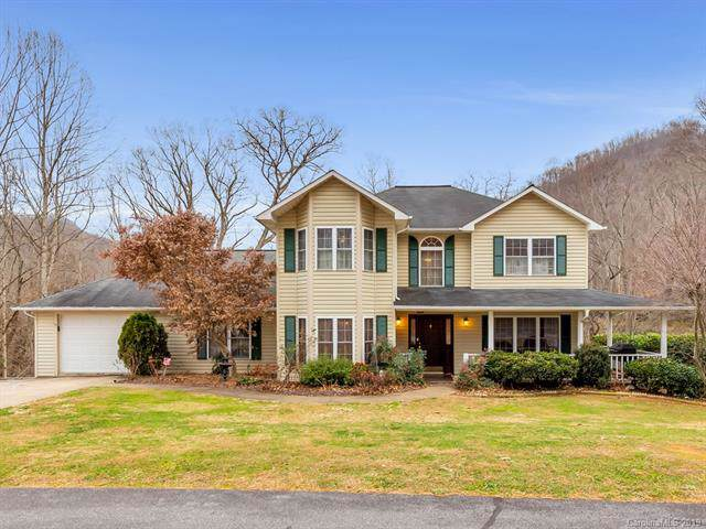 247 Lenwood Drive, Waynesville, NC 28785 (#3574674) :: Carlyle Properties