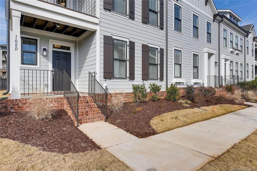 108-D Certificate Street, Mooresville, NC 28117 (#3574679) :: Rhonda Wood Realty Group