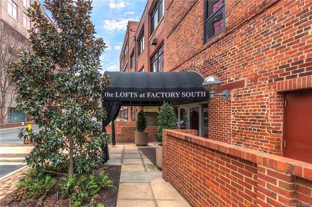 310 Arlington Avenue #201, Charlotte, NC 28203 (#3574730) :: Scarlett Property Group