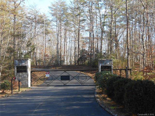Lot 12 James View Road, Marion, NC 28752 (MLS #3574764) :: RE/MAX Journey