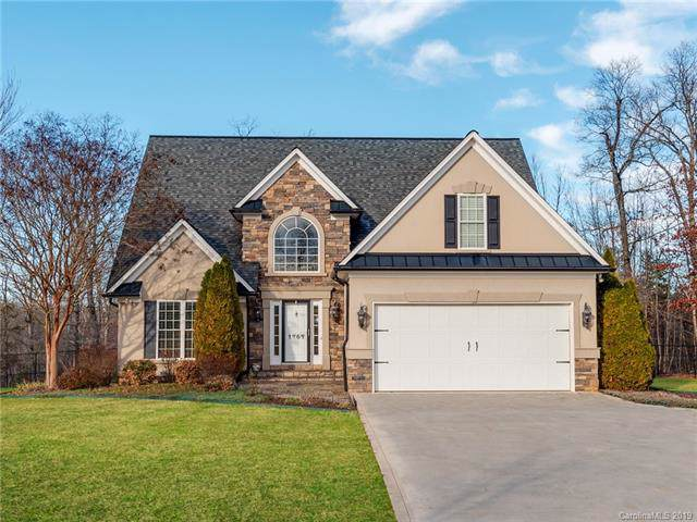 1767 Ivey Church Road, Maiden, NC 28650 (#3574796) :: Carlyle Properties