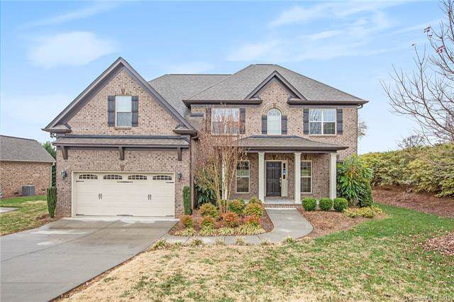 4001 Broadwing Court, Gastonia, NC 28056 (#3574807) :: Miller Realty Group