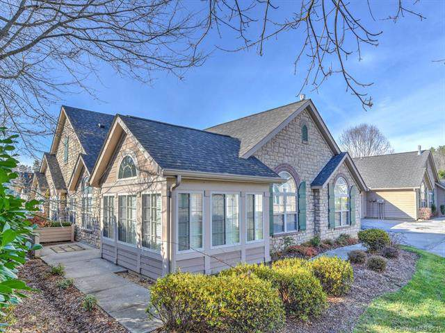 120 Mountain Meadow Circle #120, Weaverville, NC 28787 (#3574839) :: Charlotte Home Experts