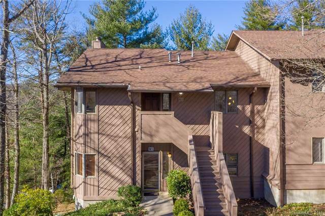 305 Piney Mountain Drive M3, Asheville, NC 28805 (#3574845) :: Keller Williams Professionals