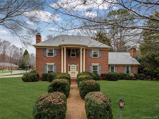 3901 Silver Bell Drive, Charlotte, NC 28211 (#3574862) :: Stephen Cooley Real Estate Group