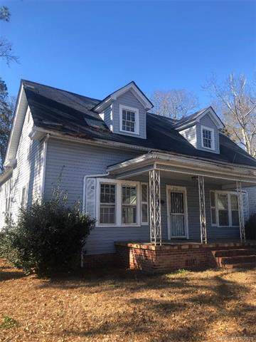 116 S Ledbetter Street, Rockingham, NC 28379 (MLS #3574964) :: RE/MAX Journey