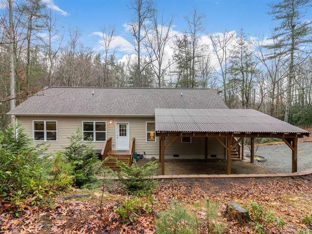 221 Indian Ridge Trail, Hendersonville, NC 28739 (#3574971) :: Keller Williams Professionals