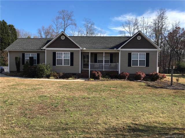 5815 Faith Road, Salisbury, NC 28146 (#3575036) :: High Performance Real Estate Advisors