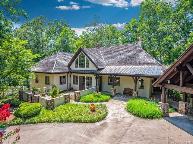 216 Quarters Lane, Lake Lure, NC 28746 (MLS #3575085) :: RE/MAX Journey