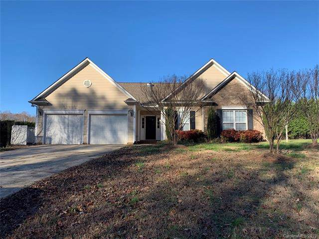311 Winthrow Creek Road, Mooresville, NC 28115 (#3575194) :: Premier Realty NC