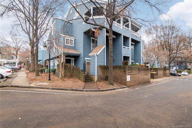 423 8th Street W #81, Charlotte, NC 28202 (#3575209) :: Roby Realty