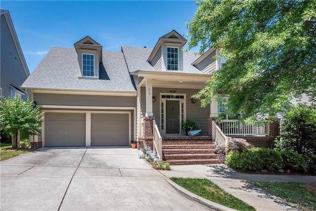 219 Fairview Lane, Davidson, NC 28036 (#3575229) :: MartinGroup Properties