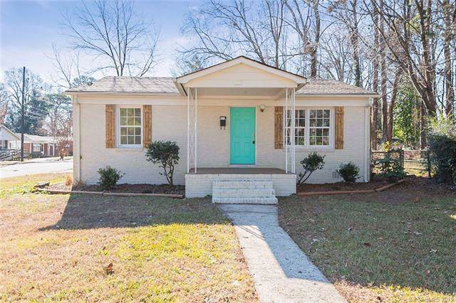 1901 Lasalle Street, Charlotte, NC 28216 (#3575290) :: Caulder Realty and Land Co.