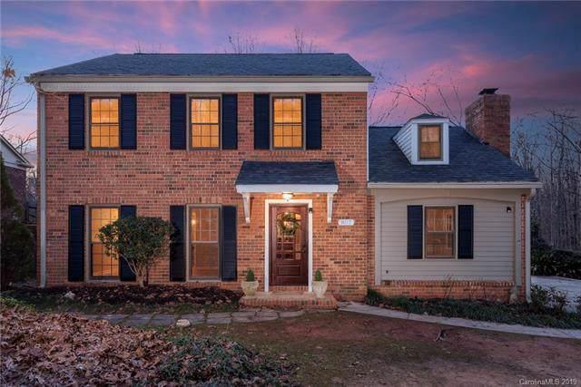 807 Odell Court, Matthews, NC 28105 (#3575399) :: High Performance Real Estate Advisors