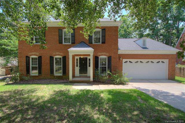 100 Foxfield Lane, Matthews, NC 28105 (#3575441) :: High Performance Real Estate Advisors