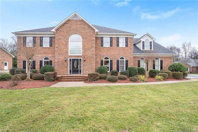 1001 Downpatrick Lane NW, Concord, NC 28027 (#3575528) :: Team Honeycutt