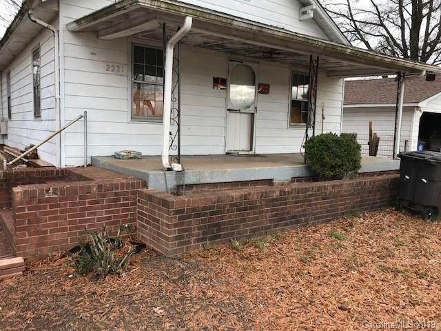 2221 Leight Street, Winston Salem, NC 27107 (#3575546) :: Rinehart Realty