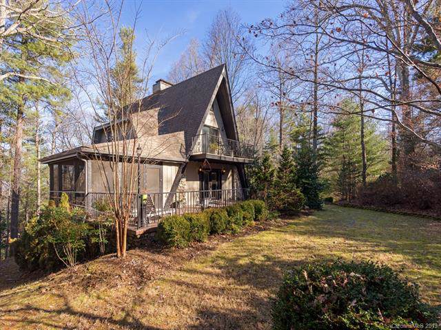 7 Cooper Cove S, Hendersonville, NC 28739 (#3575580) :: Caulder Realty and Land Co.
