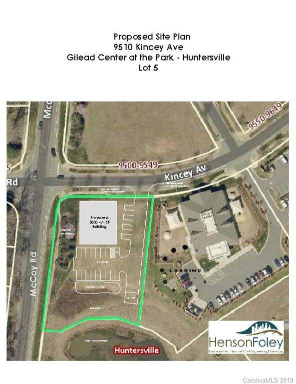 9510 Kincey Avenue Lot 5, Huntersville, NC 28078 (#3575582) :: Mossy Oak Properties Land and Luxury