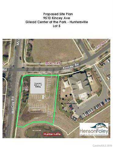 9510 Kincey Avenue Lot 5, Huntersville, NC 28078 (#3575582) :: Caulder Realty and Land Co.