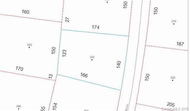 303 Thistle Lane #6, Statesville, NC 28625 (MLS #3575639) :: RE/MAX Journey