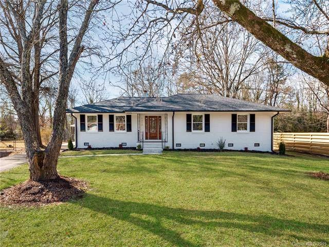 1310 Fox Run Drive, Charlotte, NC 28212 (#3575674) :: Cloninger Properties