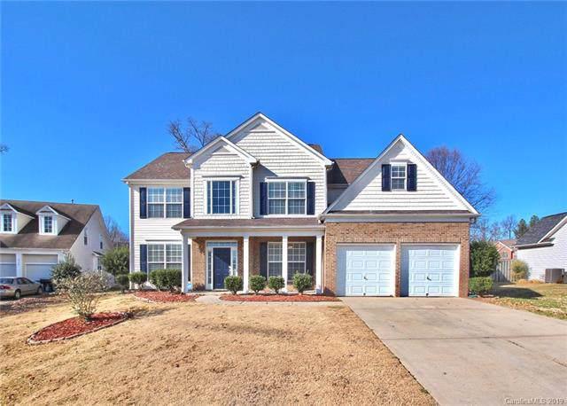 9136 Viscount Lane, Charlotte, NC 28269 (#3575694) :: Stephen Cooley Real Estate Group