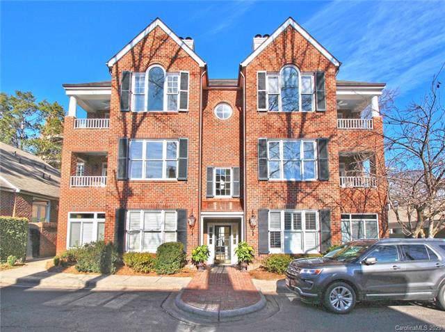 2315 Selwyn Avenue I, Charlotte, NC 28207 (#3575742) :: Rinehart Realty