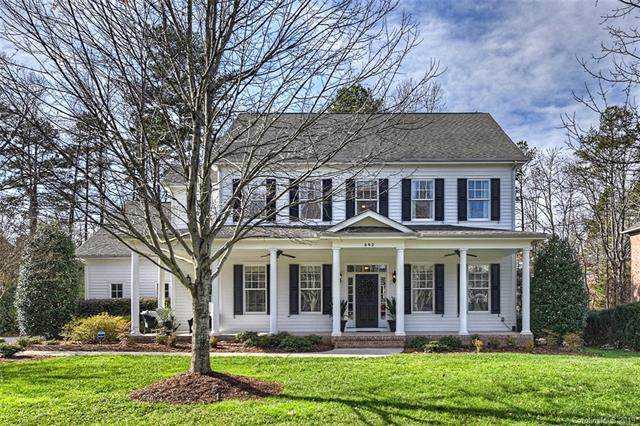 692 Bannerman Lane, Fort Mill, SC 29715 (#3575797) :: Charlotte Home Experts
