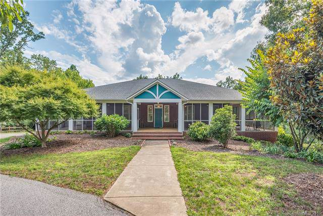 247 N Highland Road, Mill Spring, NC 28756 (#3575934) :: Charlotte Home Experts