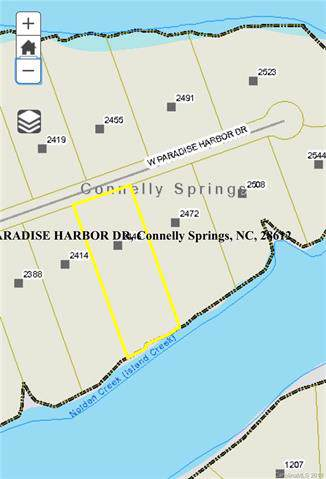 2446 W Paradise Harbor Drive #13, Connelly Springs, NC 28612 (#3575985) :: Caulder Realty and Land Co.