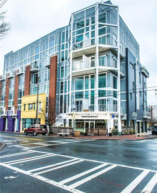 3123 N Davidson Street #211, Charlotte, NC 28205 (#3576223) :: Keller Williams South Park