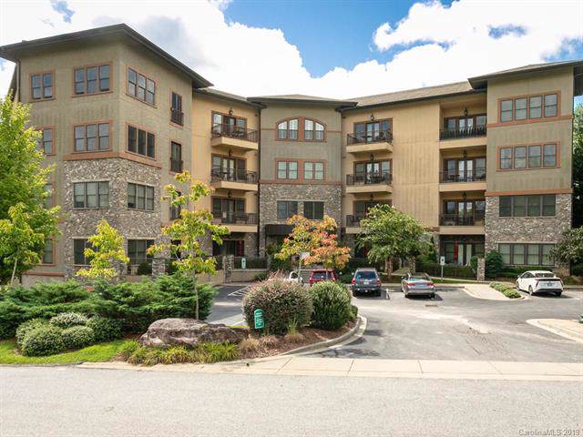 350 E Allen Street #401, Hendersonville, NC 28792 (#3576241) :: Stephen Cooley Real Estate Group