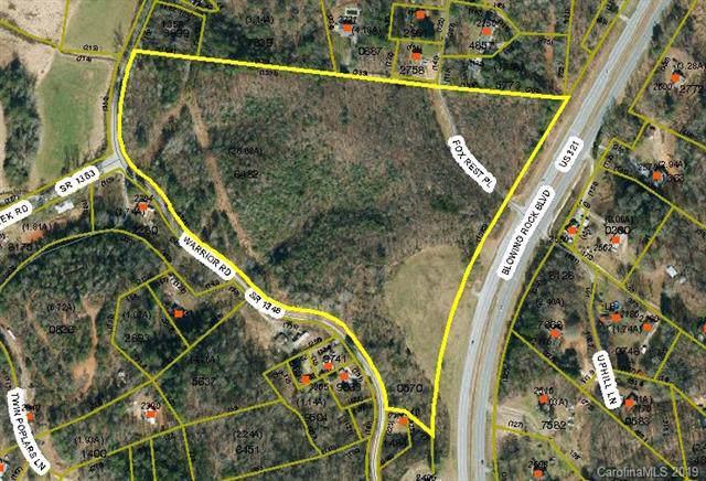 000 Blowing Rock Boulevard, Lenoir, NC 28645 (#3576290) :: MOVE Asheville Realty