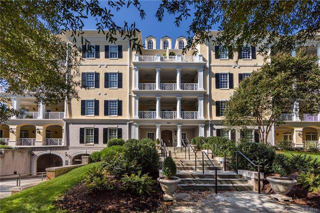 2410 Roswell Avenue #306, Charlotte, NC 28209 (#3576434) :: Roby Realty